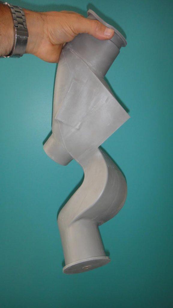 Vessie silicone pour tubulure composite aero